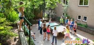 schoolkamp stayokay