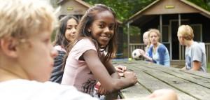 groepsaccommodatie schoolkamp
