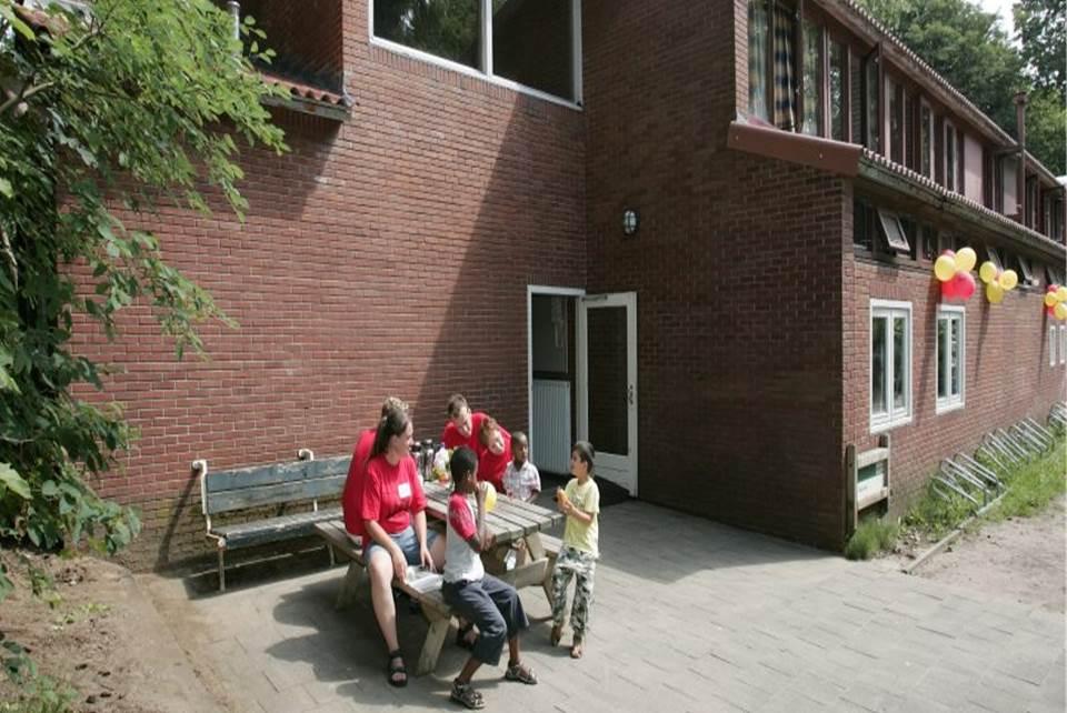 schoolkamp paasheuvelgroep