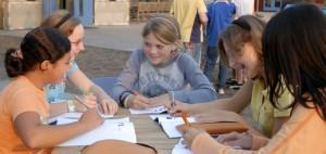 schoolkamp groepsaccommodatie texel
