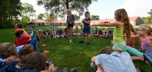 schoolkamp groepsaccommodaties paasheuvelgroep