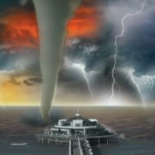 Schoolreisje Storms Expo, kom oog in oog met superstormen!