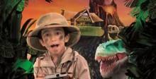 Griezelen in Plopsa Coo tijdens Dinoween